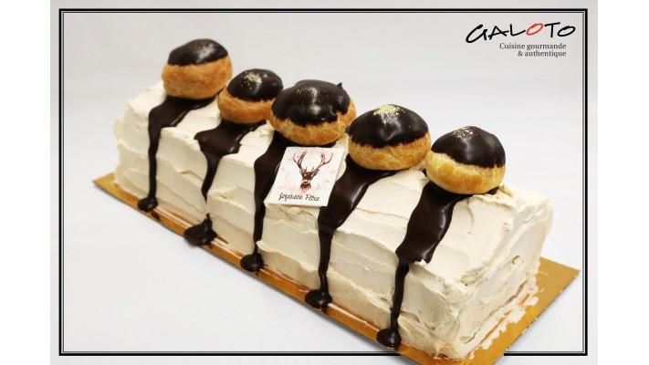 Grosse bûche La Choupette (12 Portions)